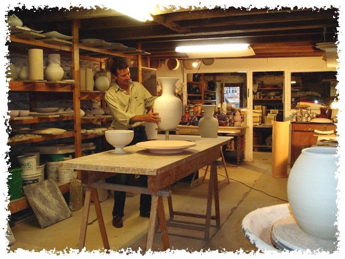poterie potier atelier paimpol. Black Bedroom Furniture Sets. Home Design Ideas